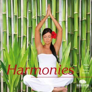 Biosphère Harmonies - CD de relaxation