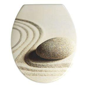 Allibert Abattant WC Twist Line Zen