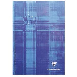 Clairefontaine Carnet Brochure Rembordée 192 pages (14,8 x 21 cm)