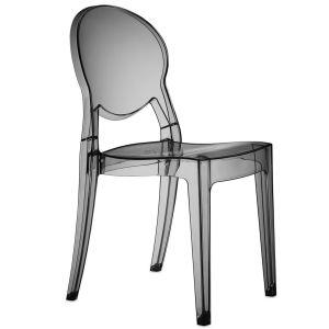Régence - Chaise design en polycarbonate