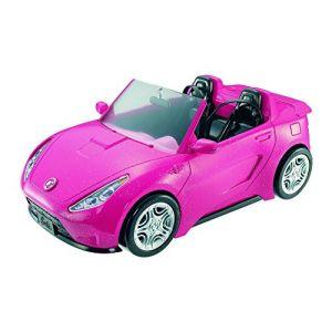 Mattel Poupée Barbie Cabriolet rose