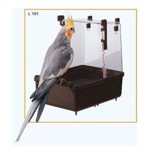 Ferplast Baignoire extérieure L101 pour perroquet