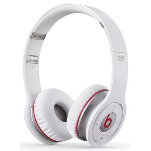 casque beats by dre blanc comparer 29 offres. Black Bedroom Furniture Sets. Home Design Ideas