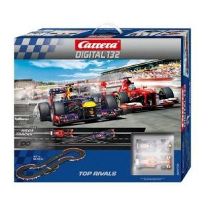 Carrera Toys 30172 - Circuit Top Rivals Digital 132
