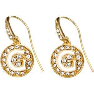 Guess UBE51427 - Boucles d'oreilles en métal Doré pour femme