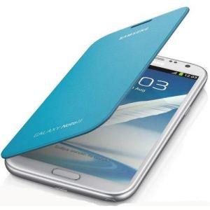 Samsung EFC-1J9FBEG - Étui cache batterie de remplacement pour Galaxy Note