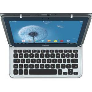 """Logitech 920-005807 - Etui et clavier Ultra Thin Keyboard Folio pour Samsung Galaxy Tab 3 10.1"""""""