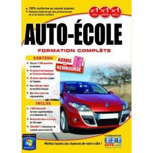 Auto-Ecole 2011 - Formation complète pour Windows