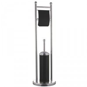 derouleur papier wc noir comparer 25 offres. Black Bedroom Furniture Sets. Home Design Ideas