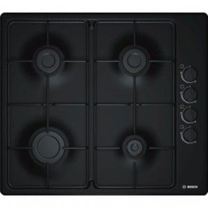 Bosch PBP6B6B80 - Table de cuisson gaz 4 foyers