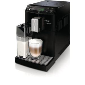 Saeco HD8763 - Machine espresso Minuto automatique (avec carafe à lait intégrée)