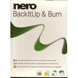 Nero Backitup & Burn pour Windows