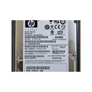 """HP 432322-001 - Disque dur 36 Go 2.5"""" SAS 15000rpm"""