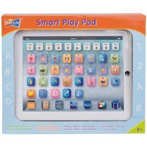 Partner jouet Tablette tactille bilingue Français / Anglais