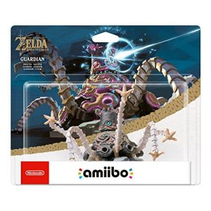 Nintendo Figurine Amiibo Guardian - The Legend of Zelda : Breath Of The Wild