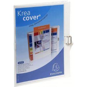 Cartorel Chemise à dos extensible Kreacover (A4)