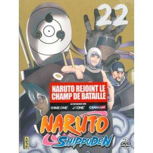 Naruto Shippuden - Volume 22