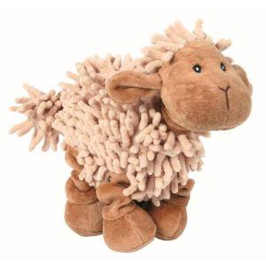 Trixie Mouton en peluche sonore pour chien (21 cm)