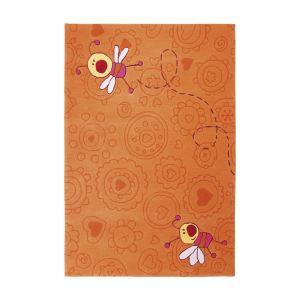 Unamourdetapis Tapis enfant Happy Zoo Summ Summ en acrylique (90 x 160 cm)