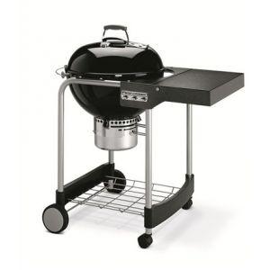 Weber Performer - Barbecue à charbon avec allumage au gaz