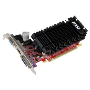 MSI N610GT-1GD3H/LP - Carte graphique GeForce GT 610 1 Go DDR3 PCI-E 2.0