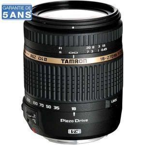 Tamron 18-270mm F/3,5-6,3 Di II VC PZD - Monture Nikon