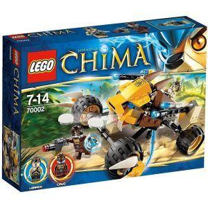 Lego 70002 - Legends of Chima : Le monster truck de Lennox