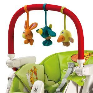 Peg Perego Arche d'éveil pour chaise haute