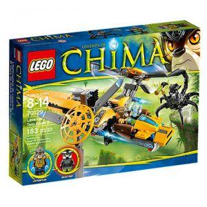 Lego 70129 - Legends of Chima : L'hélicoptère de Lavertus