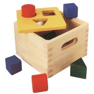 Plan Toys Boîte à formes en bois