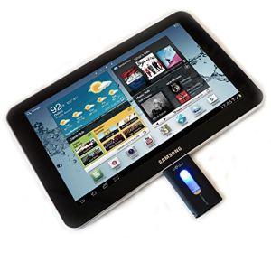 Expansys A-USBKeyGT32 - Clé USB GT Files Transfer 32 Go avec port SGT (pour Galaxy Tab)