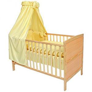 tectake lit b b complet comparer avec. Black Bedroom Furniture Sets. Home Design Ideas