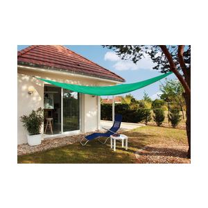 Ideanature Voile d'ombrage triangulaire 3 x 3 x 3 m