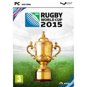 Rugby World Cup 2015 sur PC