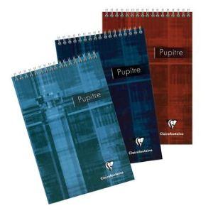 Clairefontaine Bloc Pupitre 160 pages Ligné (14,5x21cm )