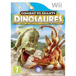 Combat de Géants : Dinosaures sur Wii
