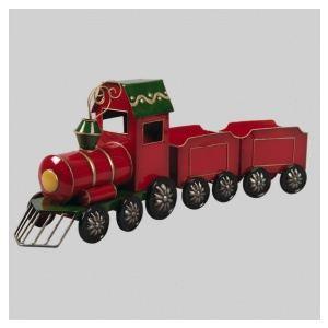 Maroc-Express - Train en métal de Noël
