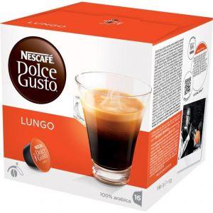 Nescafe 16 capsules Dolce Gusto Lungo