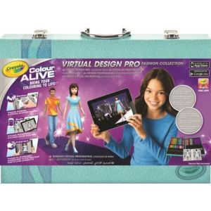 Crayola Colour Alive Virtual Design Pro