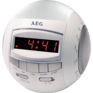 AEG MRC 4109 - Radio réveil écran LED