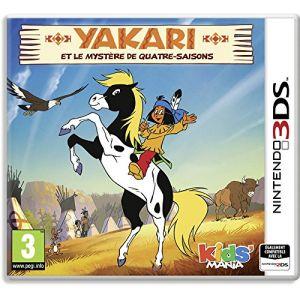 Yakari : le mystère des quatre saisons sur 3DS