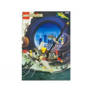 Lego System 6493 Bateau Time Cruisers