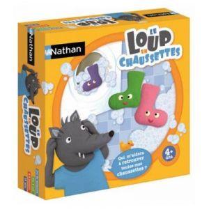Nathan Le loup en chaussettes
