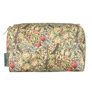 Morris & Co. Golden Lily - Trousse à maquillage