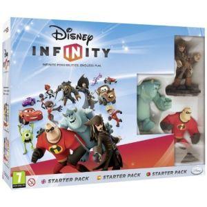 Disney Infinity le pack de démarrage sur 3DS