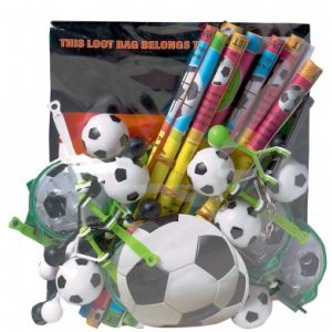 Amscan Assortiment de gadgets Football