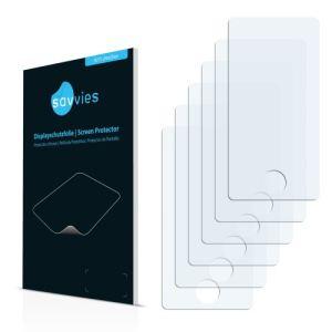 Bedifol 6 Films de protection écran Savvies Su75 Ultraclear pour Apple iPod nano 7ème génération (2012)