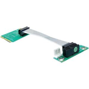 Delock 41305 - Convertisseur d'interface avec mini carte PCI Express