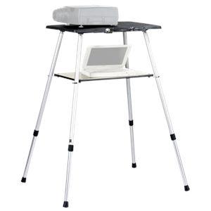 table pour videoprojecteur comparer 37 offres. Black Bedroom Furniture Sets. Home Design Ideas