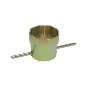 Silverline MS121 - Clé à tube pour ballon d'eau chaude 85 mm